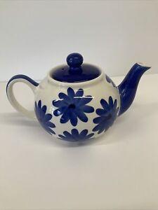 Tea Clipper Hand painted Tea Pot By Whittard