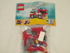 Lego Creator 6911 Feuerwehr Leiterwagen 3-in-1 Set komplett mit Anleitung OBA