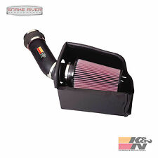 K&N COLD AIR INTAKE 94-97 FORD POWERSTROKE DIESEL 7.3L F250 F350 OILED FILTER