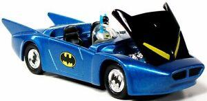 Corgi 1:43 Diecast Vehicle #77307 1980's DC Comics Batmobile - NEW