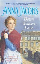 Down Weavers Lane,Anna Jacobs- 9780340750599