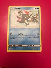 43/236 Sneasel / Pokemon Card Game / TCG / SM-12 / Cosmic Eclipse