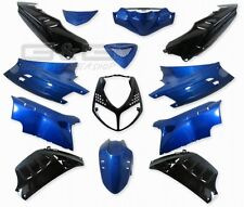 Verkleidungsset Verkleidung Verkleidungsteile schwarzblau für Peugeot Speedfight