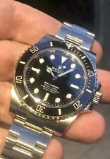 Rolex Oyster Perpetual Submariner No Date 114060 Ceramic USA 2019 Model Swiss