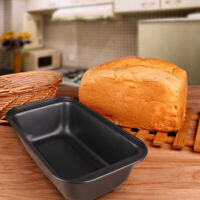 Non-stick Bread Toast Mould Loaf Pans Baking Tool Carbon Steel Baking Cake Molds