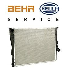 For BMW E46 3-Series Automatic Transmis. Radiator BEHR HELLA SERVICE 17119071519