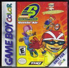 GBC Rocket Power Gettin 'aria (2001) Nintendo Nuovo di Zecca & Sigillato in Fabbrica