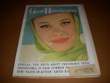 Good Housekeeping Magazine, July, 1963, Are Movies Fit For Our Families?