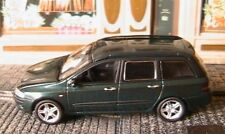 FIAT STILO SW STATION WAGON METALLIC GRUN NOREV 1/43 EN BLISTER PLASTIQUE