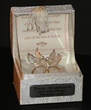 PERSONALISED 25th SILVER WEDDING Creative ANNIVERSARY GIFT CG4