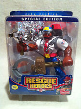 Rescue Heroes Billy Blaze Special Edition Jake Justice Factory Selaed!
