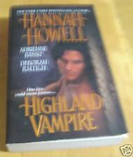 Highland Vampire: Hannah Howell, Deborah Raleigh ..