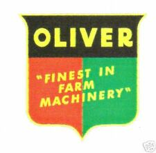 Oliver #2 Vinyl Sticker (A403)