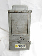 GE/GENERAL ELECTRIC 9T51Y12 DRY-TYPE POWER TRANSFORMER 240/480V 50/60HZ *XLNT*