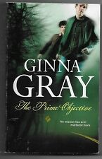The Prime Objective by Ginna Gray (2009, Paperback)