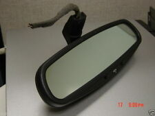FACTORY OEM 96 97 98 99 00 JAGUAR XJ6 XJ8 XK8 R AUTO DIM REAR VIEW MIRROR 3 PINS