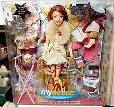 """NIB My Scene """"Goes Hollywood"""" Lindsay Lohan Doll 2005 Mattel Barbie Doll"""