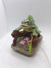 New listing 1971 Vintage Penn Plax Frog Fish Tank Decoration Mint Condition