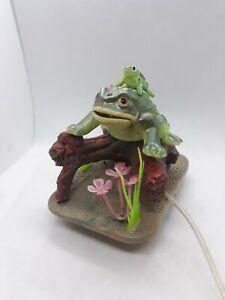 1971 Vintage Penn Plax Frog Fish Tank Decoration MINT CONDITION