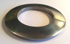 Vintage Modernist aluminium bangle