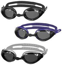 AQUA SPEED Schwimmbrille City schwarz / blau / grau Taucherbrille