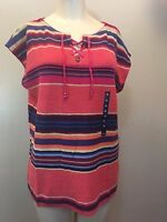 CHAPS By Ralph Lauren Women's Petite pink Sleeveless Blouse - Size PM PL