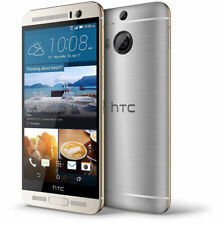 "HTC One M9+ Plus 5.2"" 32GB Android 4G LTE Unlocked Smartphone Sliver/Gray/Golden"
