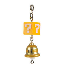 Super Mario 3D World Collection Super Bell Capsule Keychain