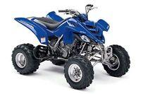 Yamaha Raptor ATV YFM660 YFM660RN YFM660RNC  Years 2001-2006