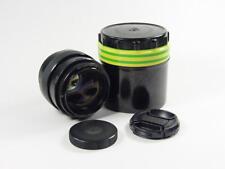 Multi Coated ! Black 85mm f/2 lens MC JUPITER-9 Zenit M42 s/n 8645458.