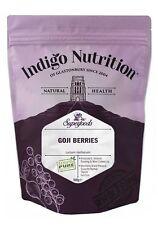 Goji Beeren - 500g - (Beste Qualität) Indigo Herbs