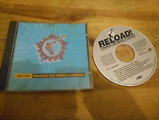 "CD Pop Frankie Goes To Hollywood - Reload! The Whole 12""s (9 Song) WEA / ZTT REC"