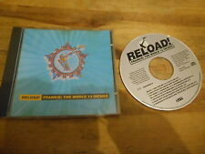 """CD POP Frankie Goes To Hollywood-Reload! The Whole 12""""s (9) chanson éoliennes/nöcessitö Rec"""
