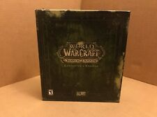 World of Warcraft WOW The Burning Crusade Collector's Edition Video Game 2006