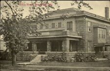 Brookfield MO Elk's Home c1910 Postcard