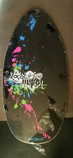 "NEW Local Motion LSK40-BLACK Skimboard 40"" In. 110 - 160 Pounds"