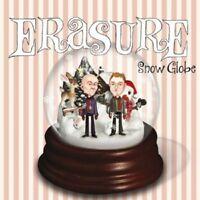 ERASURE - SNOW GLOBE  CD  13 TRACKS INTERNATIONAL POP  NEU