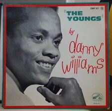 "DANNY WILLIAMS ""THE YOUNGS"" FRENCH EP DISQUES LA VOIX DE SON MAÎTRE 1962"