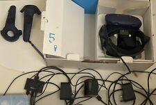 HTC Vive Pro *Untested & Missing a sensor & PSU*