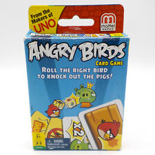 Angry Birds Card Game, Mattel 2012, Complete Set