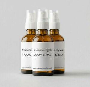 Cinnamon Apple Air Freshener Spray, Room Spray, Home Fragrance, Fruity Scent