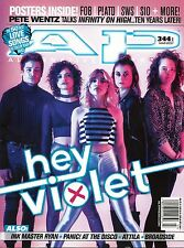 Alternative Press March 2017 Issue 344.1 Hey Violet Panic At The Disco Attila