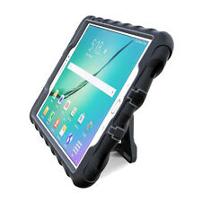 Gumdrop Hideaway Case Suits Samsung Galaxy Tab S2 8 - Black