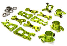 C26306GREEN Integy Billet Machined Suspension Kit for HPI 1/10 Scale E10 On-Road