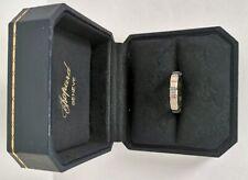 CHOPARD Ice Cube Ring 750er 18K-Gold mit Diamanten Gr. 52