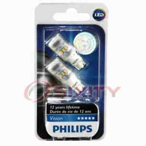 Philips Brake Light Bulb for Audi A4 Quattro 2009-2012 Electrical Lighting ma