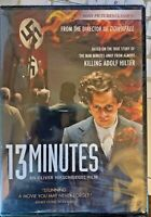 13 Minutes (DVD) SEALED: German WWII true story; English subtitles