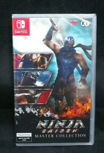 Ninja Gaiden Master Collection (Nintendo Switch) Physical Ver / English Cover