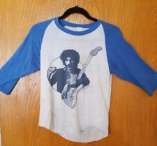FRANK ZAPPA - VINTAGE 1981 CONCERT T-SHIRT/JERSEY Shut Up And Play Your Guitar
