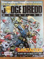 Judge Dredd Megazine Issue 318 03/01/12 Venus Bluegenes Mini-trade